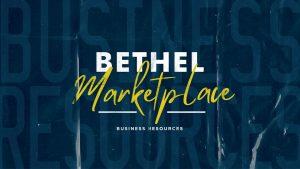 Bethel marketplace header graphic
