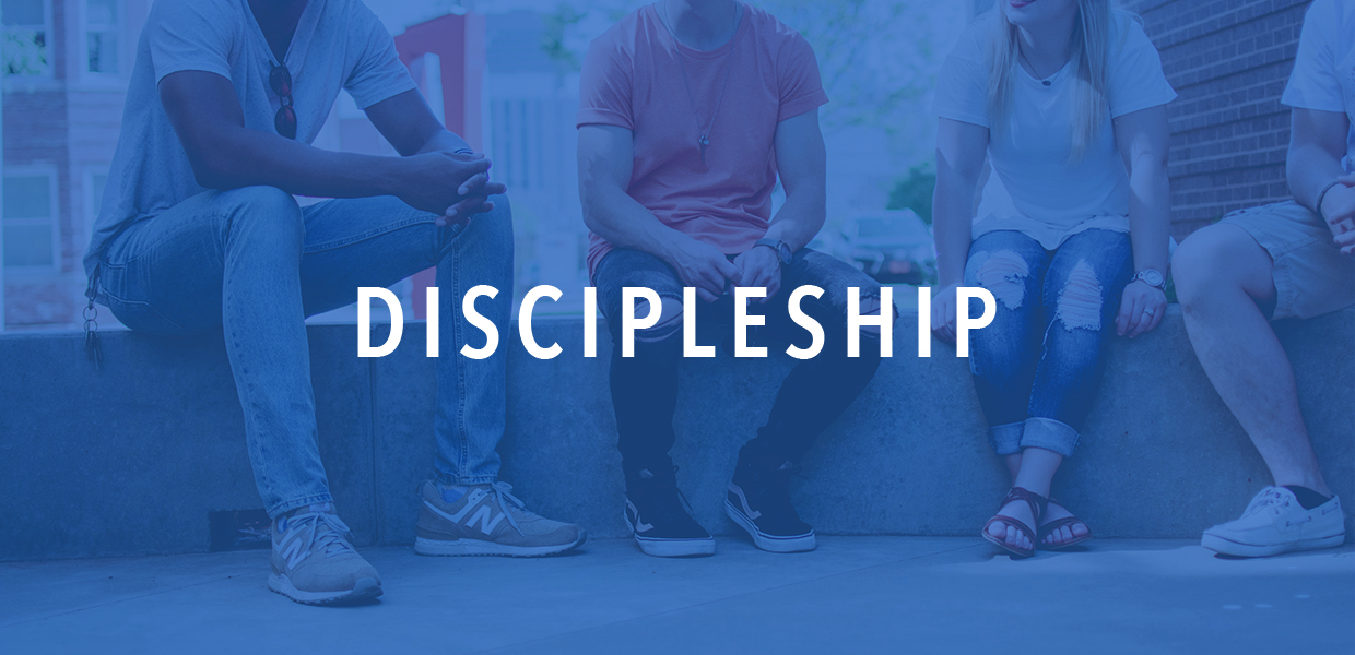 Discipleship header graphic