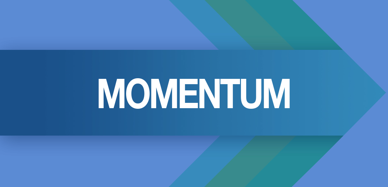 momentum Header graphic