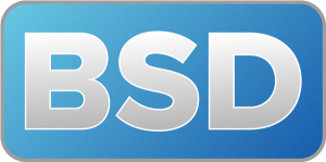 BSD graphic