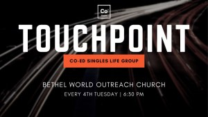 Co3 Touchpoint monthly events graphic